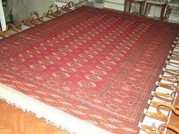 Nettoyage et tendage de tapis tapisxpert Genève